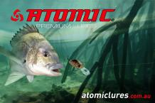 Atomic Bream Corflute