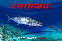 Atomic Mackerel Corflute