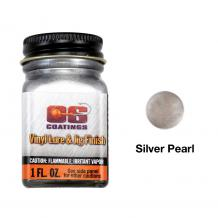 CSI Lure Paint 1oz - Silver Pearl