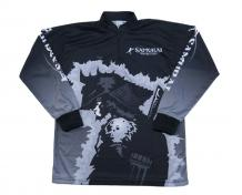 Samurai Fishing Shirt