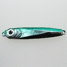 Gorilla 100gm Big Eye Lure (Green Chrome)