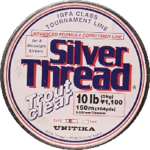 Silver Thread Trout Clear
